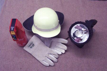 Sicherheitsausrüstung