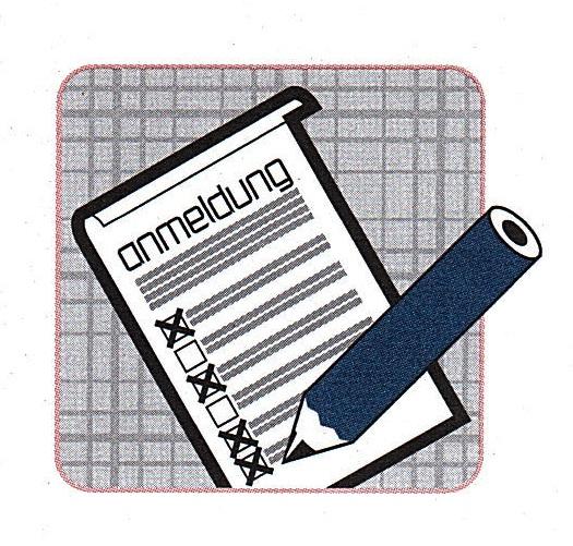 Anmeldung, Fragebogen