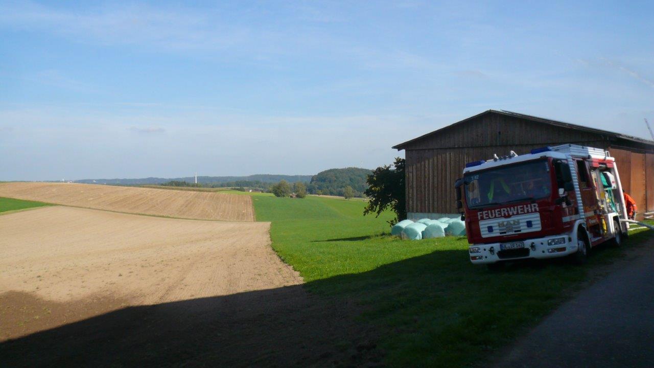 Feuerwehrauto aus Illerrieden